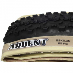 Покрышка Maxxis Ardent складная 29x2.25, Tanwall 60TPI, 60a