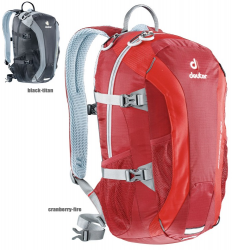 Рюкзак Deuter Speed lite, цвет 5560 cranberry-fire