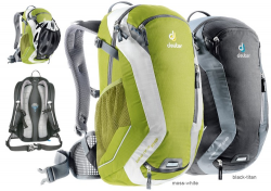 Рюкзак Deuter Bike One 18 SL, цвет 2102 moss-white